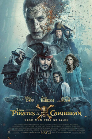 9,7 voor Pirates of the Caribbean, Salazar's Revenge
