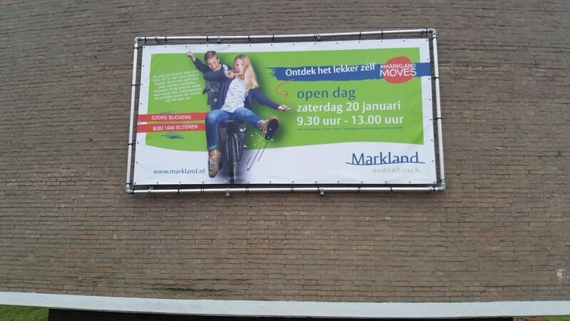 Markland Moves op de open dag